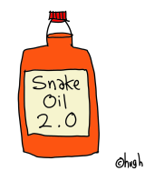 Advice for a New Internet Marketer (or How to Spot Internet Marketing Snake Oil)