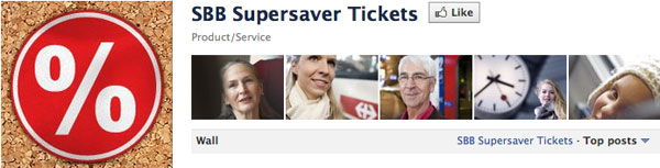 SBB Supersaver Fan Page