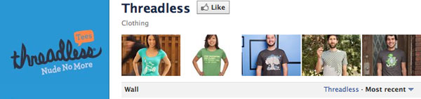 Threadless Fan Page