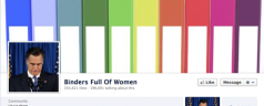 The Significance of a Social Media Revolt: How Binders Full of Women Exploded